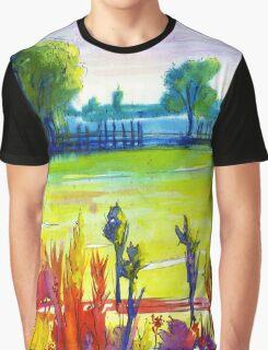 Wasteland Graphic T-Shirt