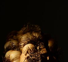 Smoked Garlic by Nicole W.
