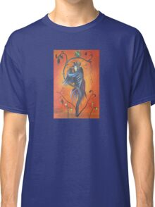 Gamaun The Prophetic Bird With Ruffled Feathers Classic T-Shirt