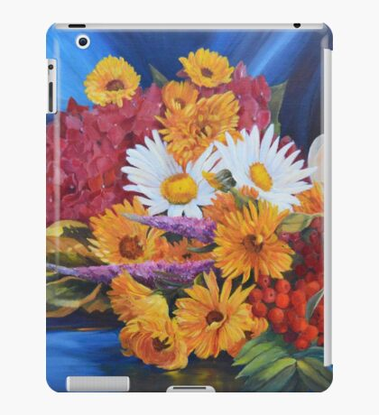 With a kiss from the sun iPad Case/Skin