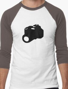 appareil photo camera SLR Men's Baseball ¾ T-Shirt