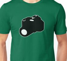 appareil photo camera SLR Unisex T-Shirt