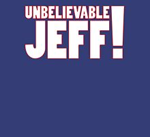 Unbelievable Jeff! Chris Kamara Unisex T-Shirt