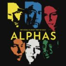 Alphas Faces by BUB THE ZOMBIE