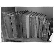 Olde' Books Poster