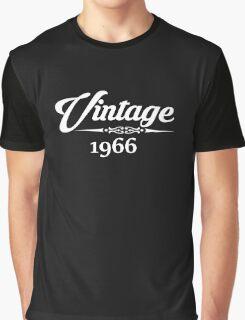 Vintage 1966 Graphic T-Shirt