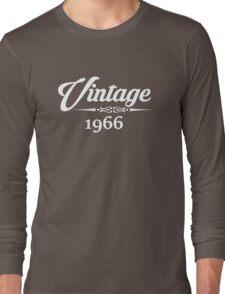 Vintage 1966 Long Sleeve T-Shirt