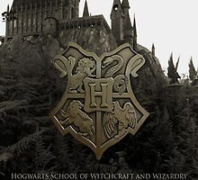 Hogwarts is Home 1 by Serdd