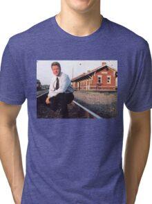 OG thrill bill clinton Tri-blend T-Shirt