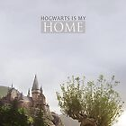 Hogwarts is Home 2 by Serdd