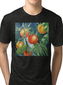 Cherry Tomatoes Tri-blend T-Shirt