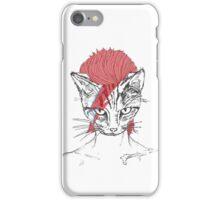 Ziggy_Starcat iPhone Case/Skin