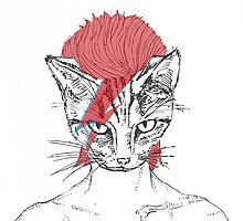 Ziggy_Starcat by mokdesignz