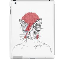 Ziggy_Starcat iPad Case/Skin