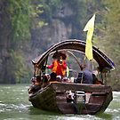 Three Gorges River Cruise by phil decocco