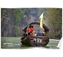 Three Gorges River Cruise Poster