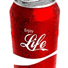 Enjoy Life in a Can by HighDesign