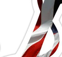 USA anchor - 2 Sticker