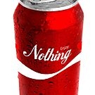 Enjoy Nothing in a Can by HighDesign