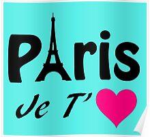 Paris I love you! Poster