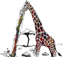 Girafe by thugbud41