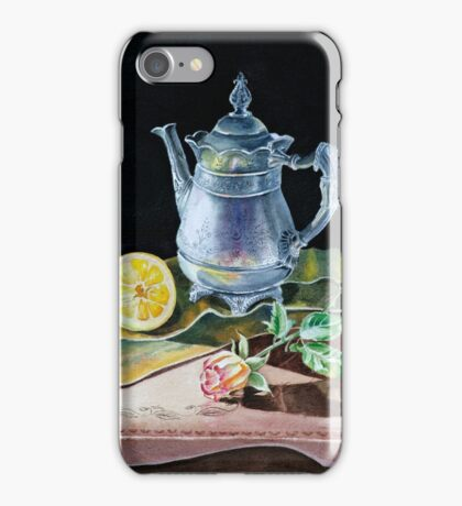 Love, Light, Lemon! iPhone Case/Skin