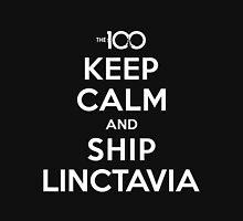 The 100 - Keep Calm & Ship Linctavia Women's Relaxed Fit T-Shirt