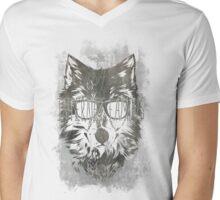Internet Famous (20% Less Pretentious Version) Mens V-Neck T-Shirt