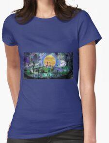 Eons It Seems Womens Fitted T-Shirt