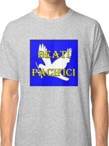 beati pacifici w/dove Classic T-Shirt