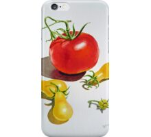 Tomatoes Dance iPhone Case/Skin