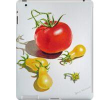 Tomatoes Dance iPad Case/Skin