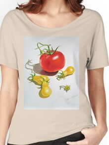 Tomatoes Dance Women's Relaxed Fit T-Shirt