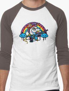 Rainbo: First Blood Men's Baseball ¾ T-Shirt