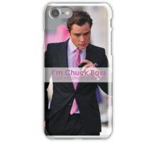 I'm chuck bass iPhone Case/Skin