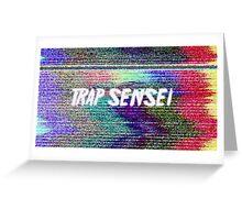 trap sensei Greeting Card