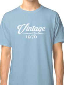 Vintage 1970 Classic T-Shirt