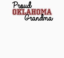 Proud Oklahoma Grandma Womens Fitted T-Shirt