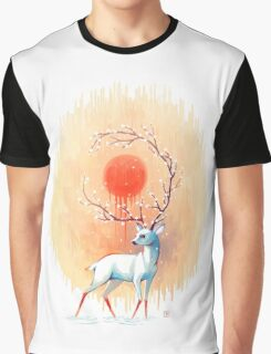 Spring Spirit Graphic T-Shirt