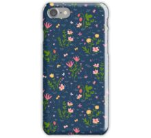 Into the field iPhone Case/Skin