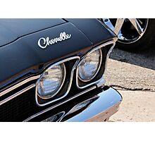 Chevelle Part 2 Photographic Print