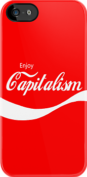 Enjoy Capitalism by HighDesign