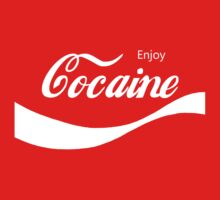 Enjoy Cocaine by HighDesign