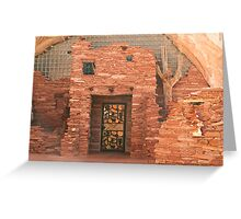 Somebody's House Along The Way - 1 © Greeting Card