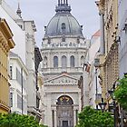 Down Zrinyi Utca to St Stephen's Basilica by Graeme  Hyde