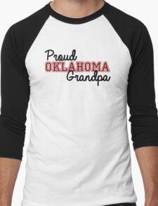 Proud Oklahoma Grandpa T-Shirt