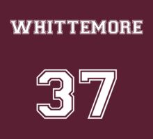 Jackson Whittemore Jersey from Teen Wolf - White Text by CaptainFlowers5