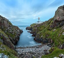 Fanad Lighthouse by Marie Carr