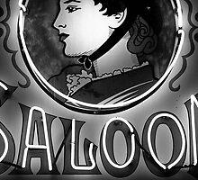 Saloon Lady by Bob Larson