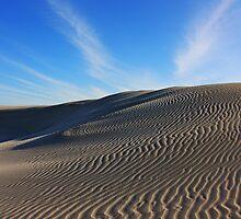 Farewell Spit dune 2 by Duncan Cunningham